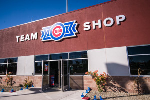 Cubs Park features a team shop with tons of great Chicago Cubs gear for sale.